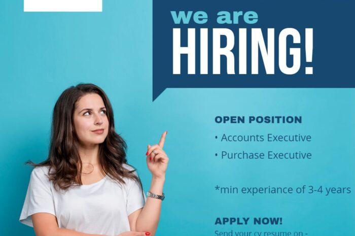 Job Openings @ Kinematics